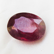 Batu Permata Merah Ruby - SP916
