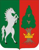 Pálmajor község címere