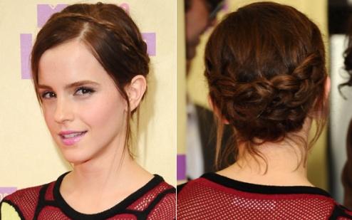 Emma Watson VMA cabelo