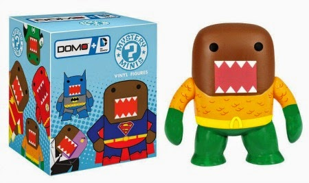 Aquaman Domo Mystery Minis