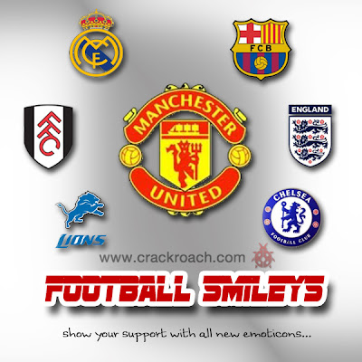 Largest Collection of Facebook Chat codes for Latest Smileys & Emoticons football crackroach