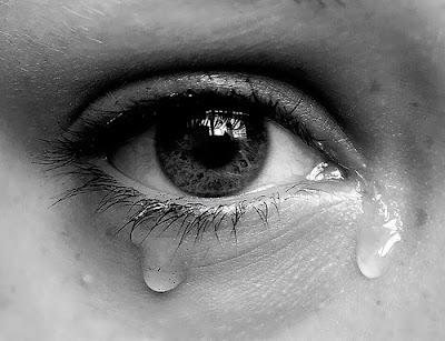 sad crying eyes  Wednesday, 25 July 2012