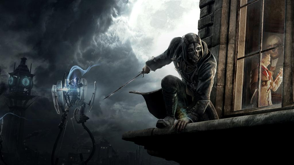 Dishonored HD & Widescreen Wallpaper 0.707939876552836