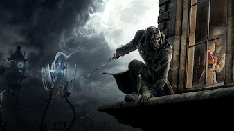 #4 Dishonored Wallpaper