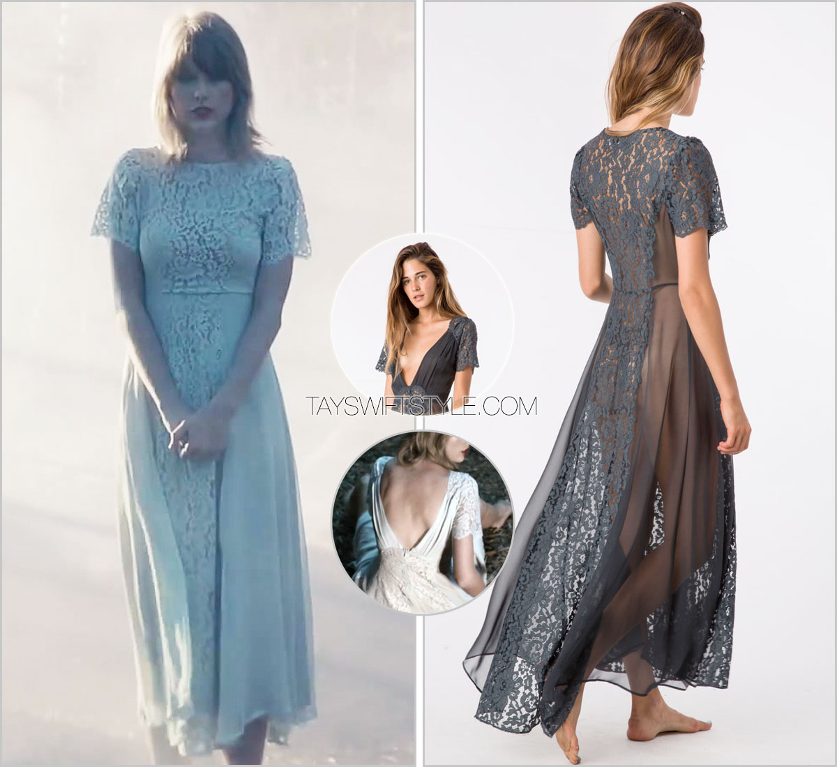 taylor swift style music video dress