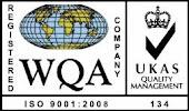 "SERTIFIKASI ""ISO 9001 : 2008"""