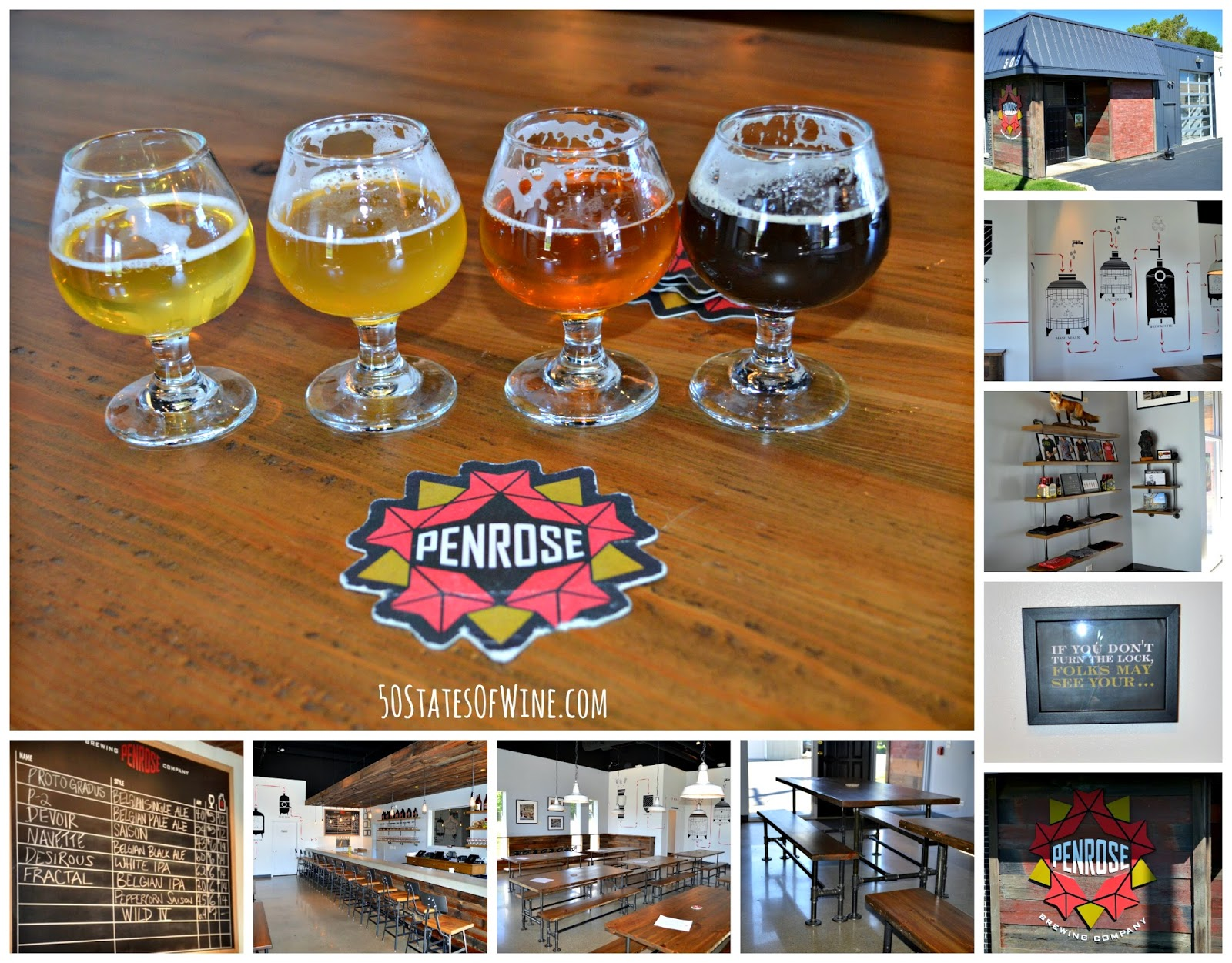 Penrose Brewing Taproom