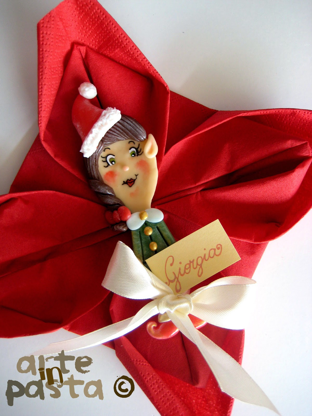 Arteinpasta originali idee regalo per natale le posate for Idee per regali originali