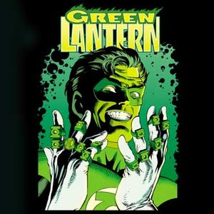 So much Green Lantern!!!