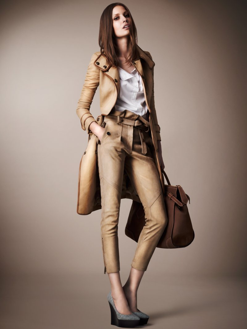 i-sight: Burberry's Resort 2013 Collection
