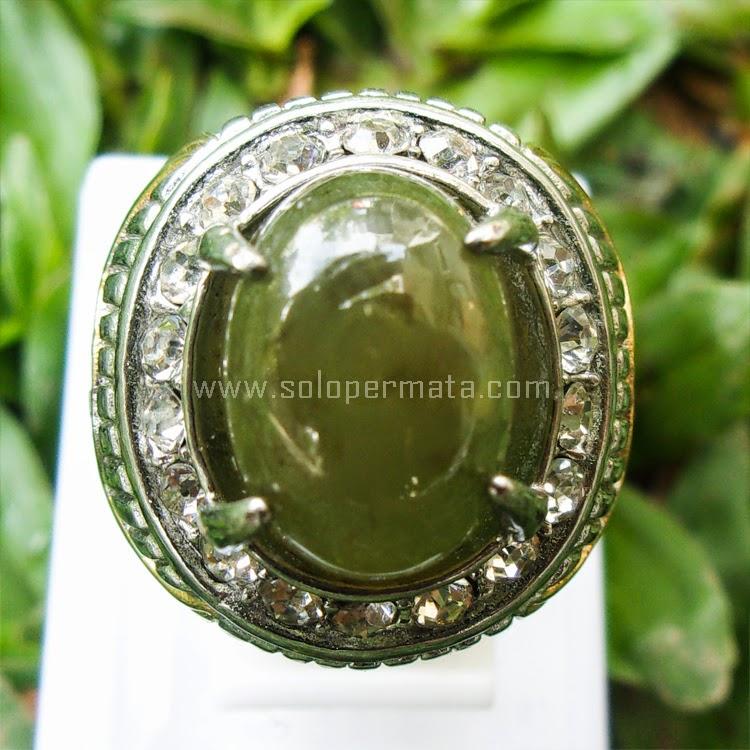 Cincin Batu Idocrase Blimbing Aceh - SP462