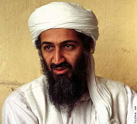 picture of bin laden. Osama Bin Laden