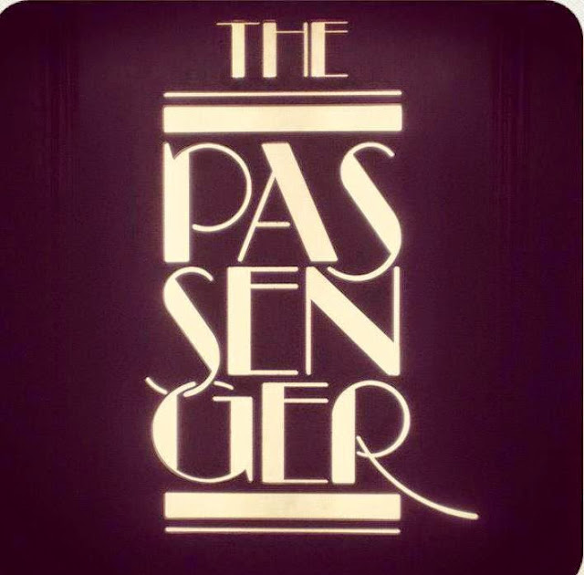 The Passenger, logo.