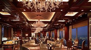 Restaurant Island Shangri-La Hotels