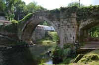 Liérganes. El Pont Major