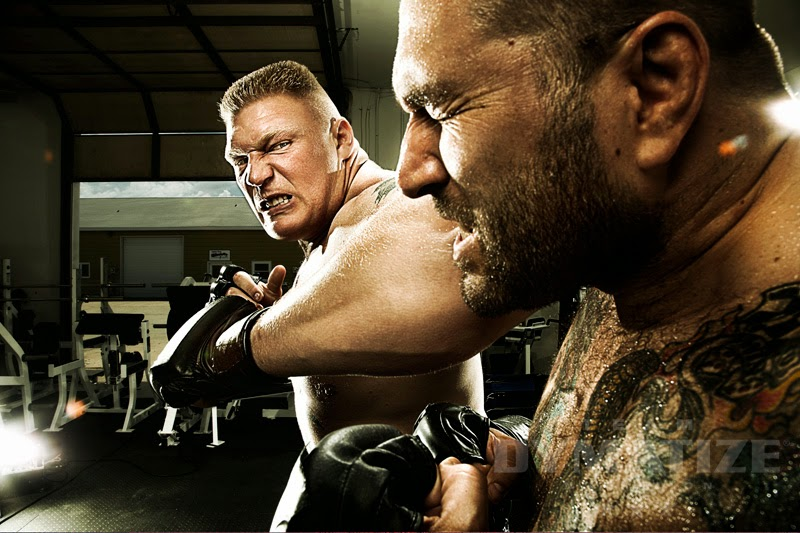 brock lesnar dymatize nutritional supplements