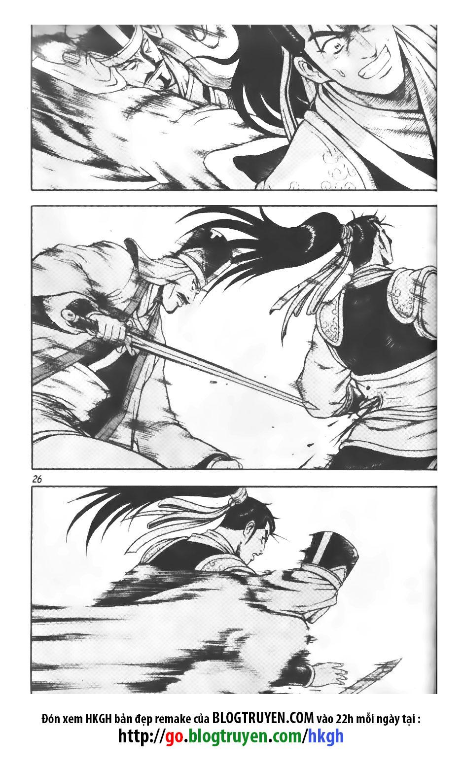 Hiệp Khách Giang Hồ chap 317 page 3 - IZTruyenTranh.com