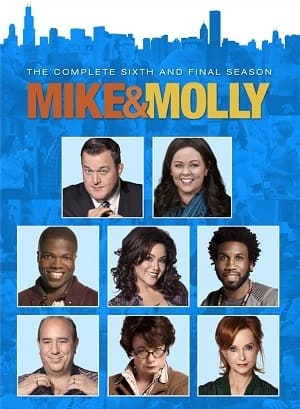 Série Mike e Molly - 6ª Temporada - Legendada 2017 Torrent