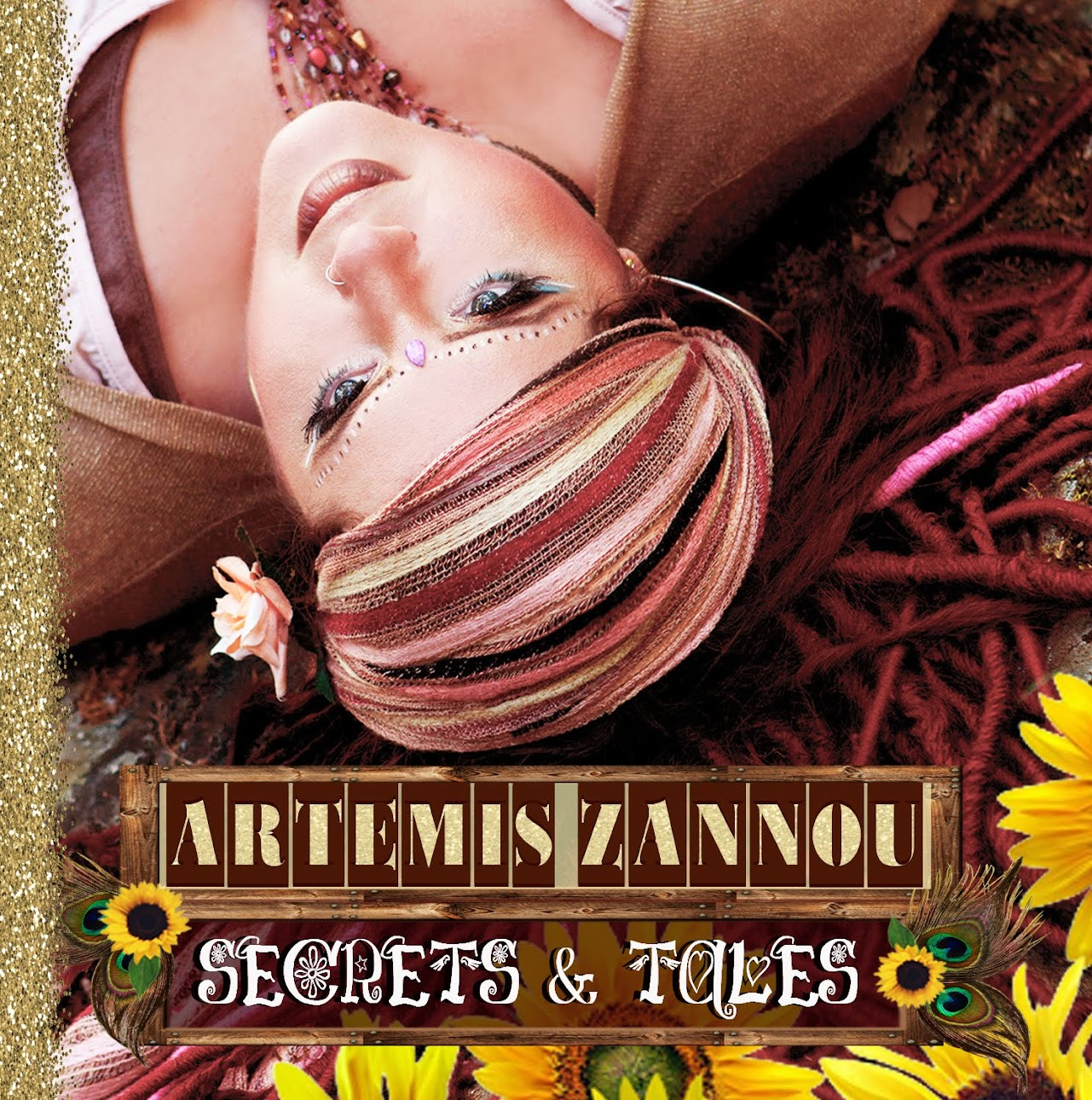 """Secrets & Tales"" the album - Artemis Zannou ( MELON MUSIC )"