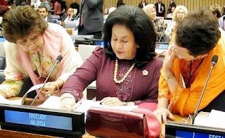Salahkah Rosmah Mansor Menjaga Nama Baik Malaysia
