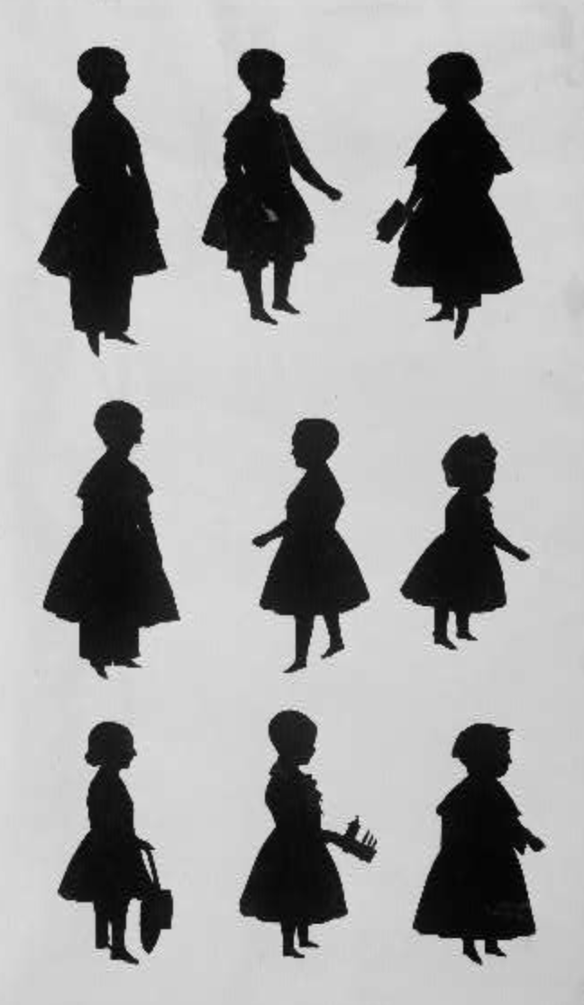 Printable Silhouettes Printable Silhouettes in The