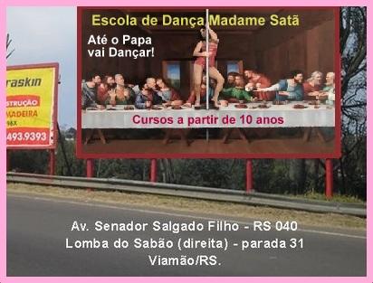 Escolinha de Dança Madame Satã