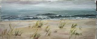 Arthur painting, Niagara artist, Schifano