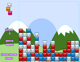 Cute Cubes Collection game