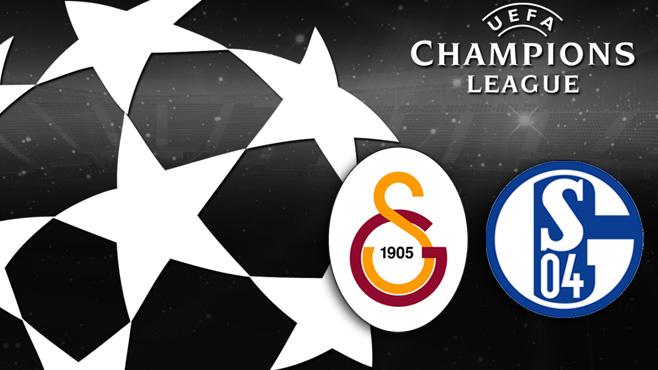 Лига чемпионов, «Галатасарай» — «Шальке 04». 20.02.2013. Прямая трансляция из Стамбула