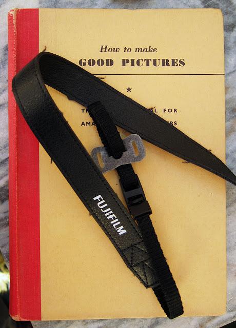 Fujifilm X100 strap