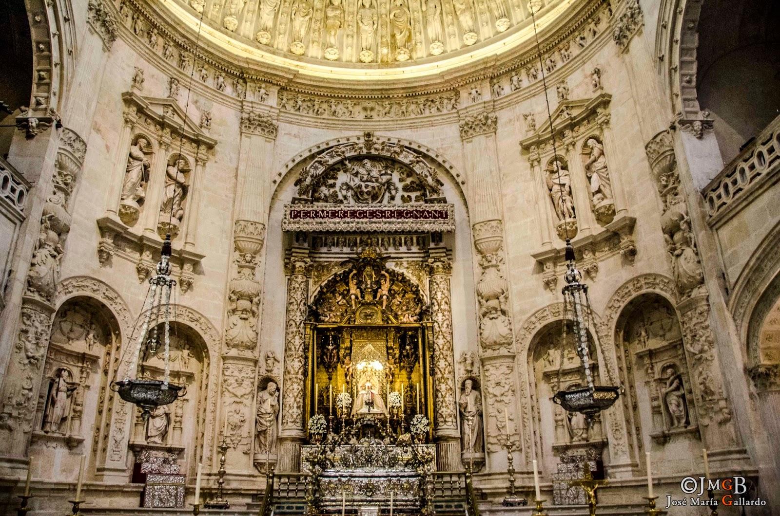 Mis fotos de sevilla catedral de sevilla - Catedral de sevilla interior ...
