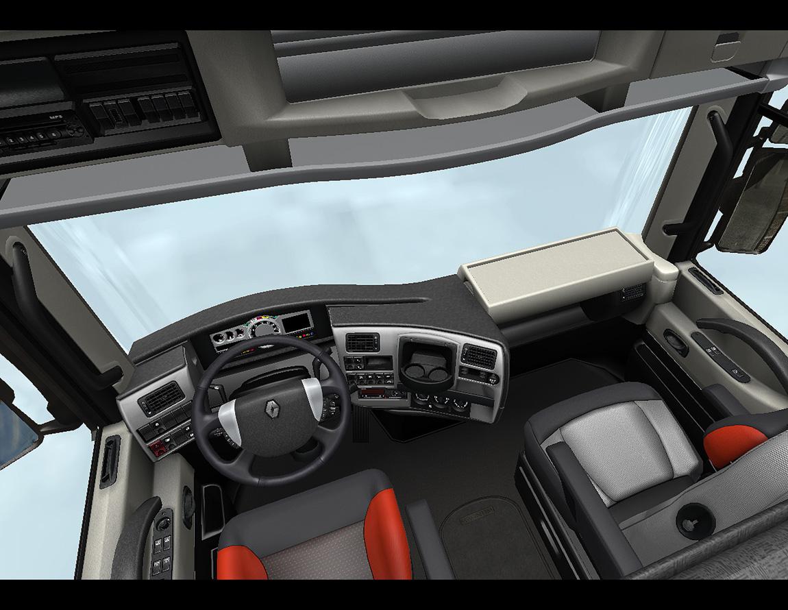 Scs software 39 s blog magnum cabin interior almost finished for Interieur software