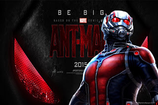 Ant-Man al cinema da mercoledì 12 agosto 2015