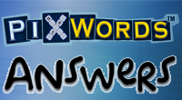 Pixwords Answers in english | PixWords help