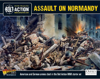 Bolt Action Assault on Normandy Starter Set