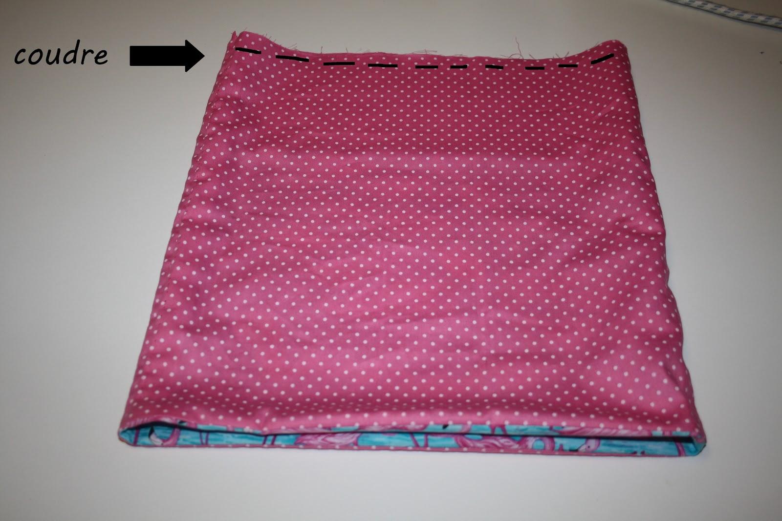 Favori Orelane: Mon tuto de sac facile pour débutante ou nulle en couture  XC72