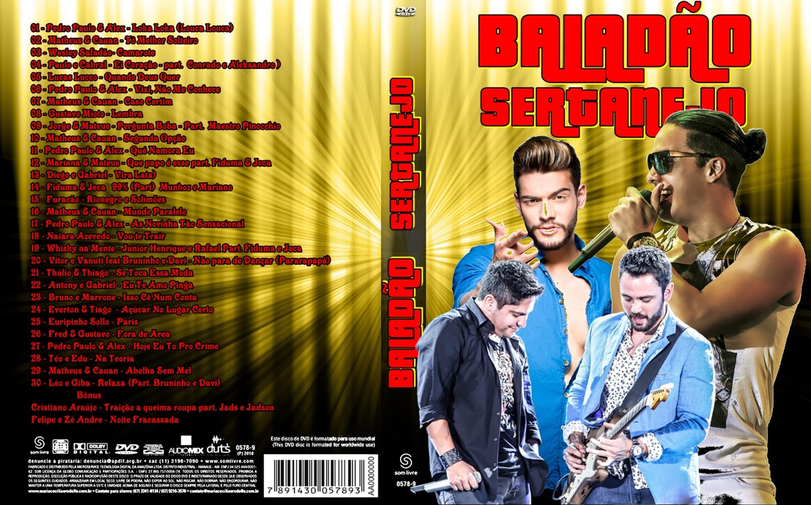 Download Baladão Sertanejo 2015 DVD-R Balad 25C3 25A3o 2BSertanejo 2Boficial
