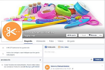 https://www.facebook.com/InnovaManualidades