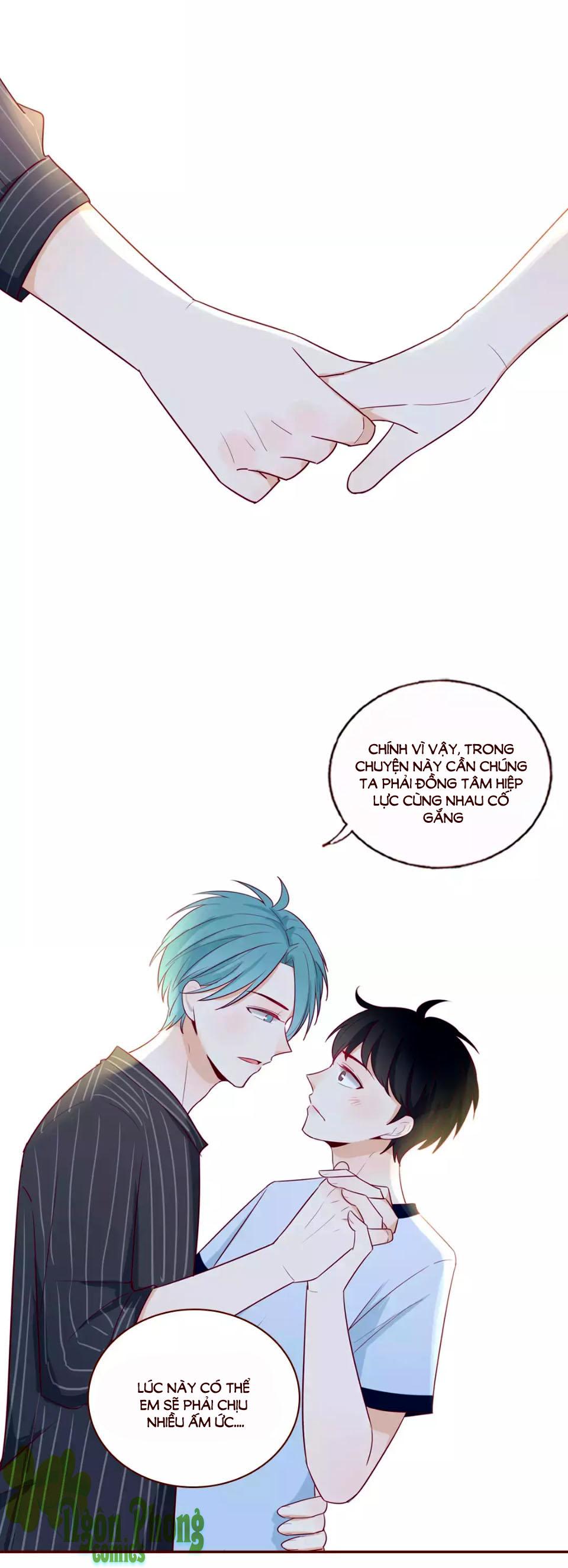 Trái Tim Bí Ẩn Chap 89 page 7