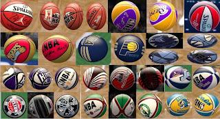 NBA 2K13 31 Ball Mod Patch Pack