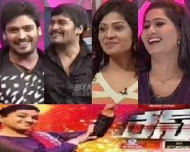Roja's Race New Show E9 – 24th Jan with Ravi, Swetha, Shravan and Sreelatha