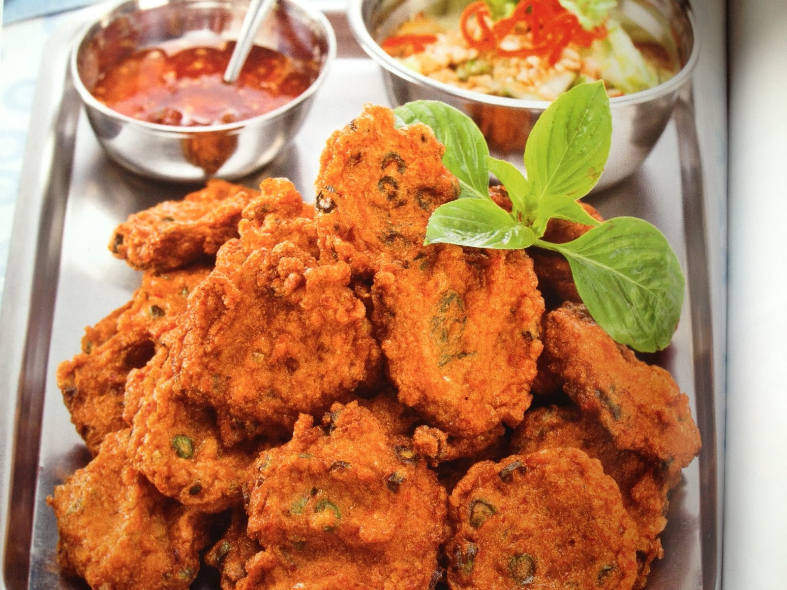 Deep-fried curried fish patties | Asian | Pinterest | Fish