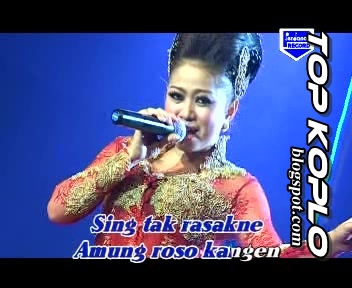 lagu amung roso kangen lilin herlina new cobra car