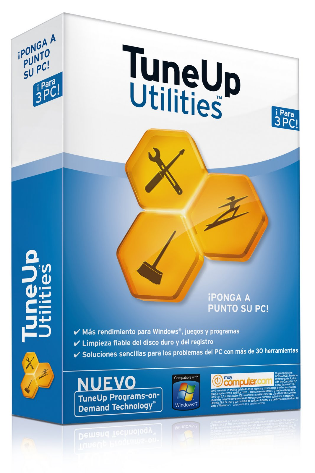 Tuneup Utilities 2011 10 0 4000 17 (X32/X64/Rus) Тихая Установка