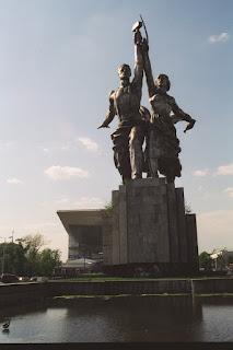 Worker Statue 2003
