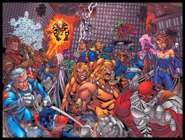 X-Men Era de Apocalipsis