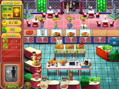 Burger Bustle 2: Ellie's Organics Final