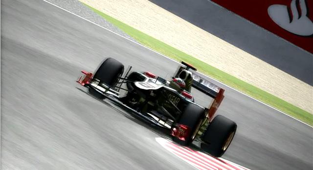 rFactor F1 2012 mod