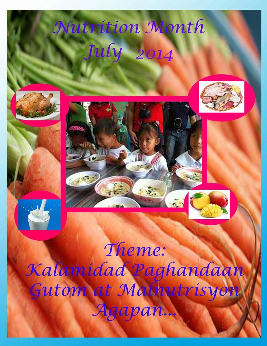 Poster design nutrition month - 2017 National Nutrition Month Celebration Materials Talking