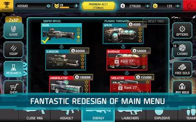 Shadowgun: Deadzone Hack - Get Free gold! Generate ...